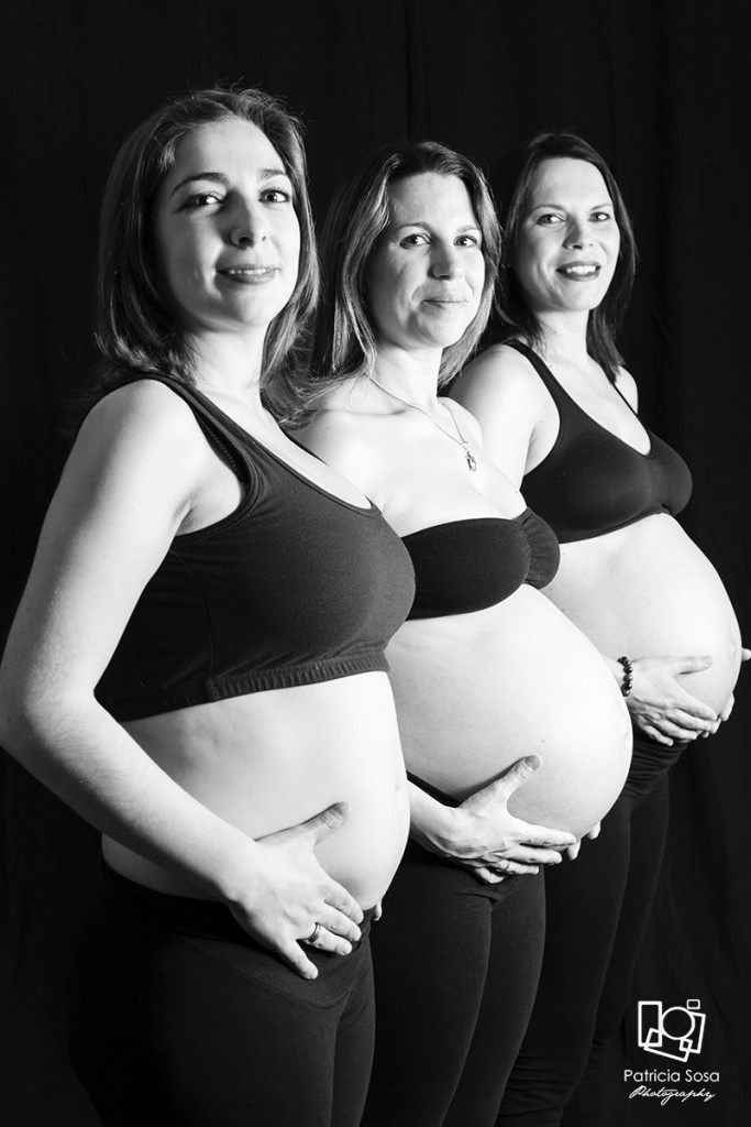 tres embarazos