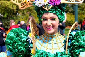 Bailarina Disneyland Paris
